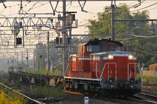 試2751レ DD51-750号機