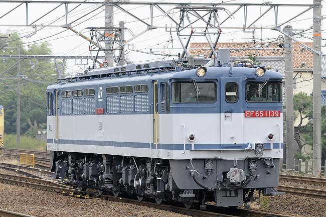 単2771レ EF65-1139号機