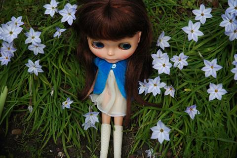 blythe&flower