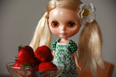 blythe,strawberry
