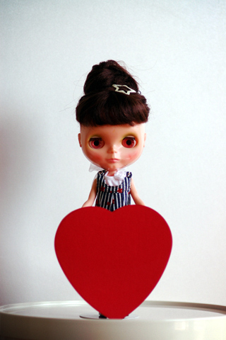 blythe,heart
