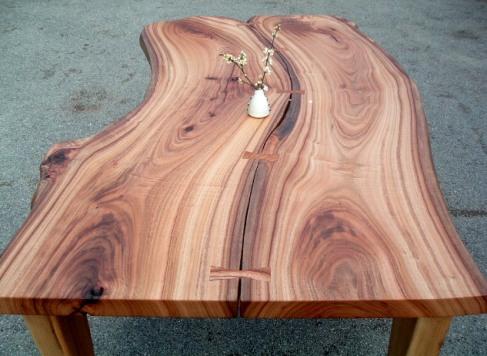 テーブル(S字)~天板。