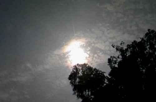日食~太陽。