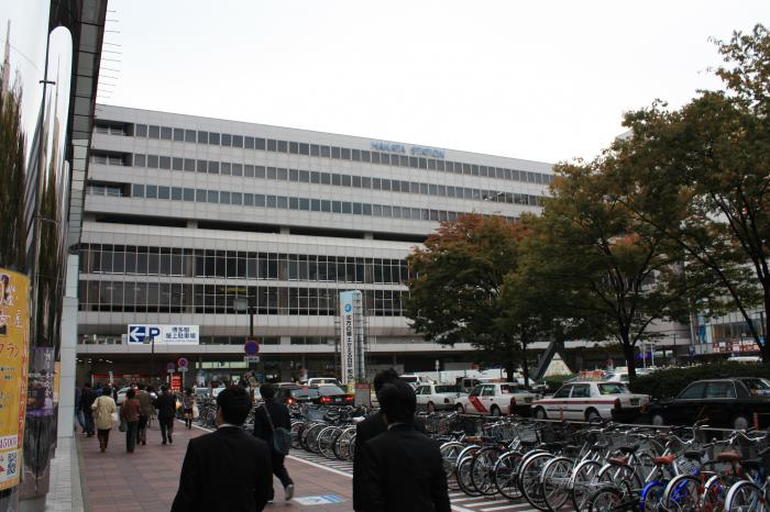 博多駅筑紫口写真