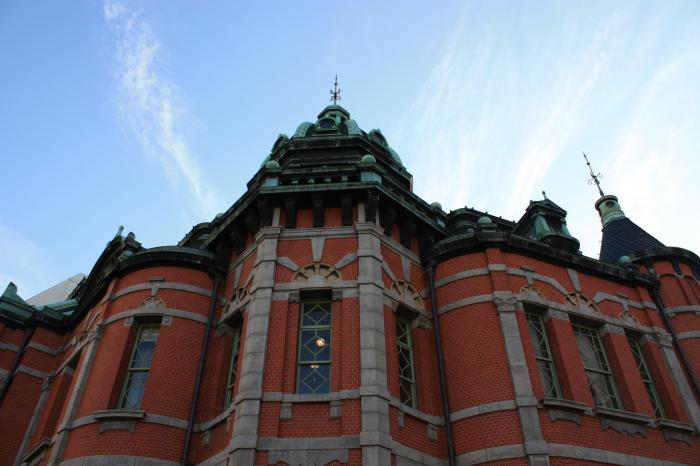 福岡市赤煉瓦文化館(旧 日本生命保険株式会社九州支店)