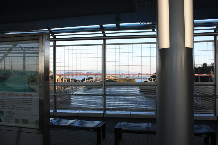 新西海橋展望室