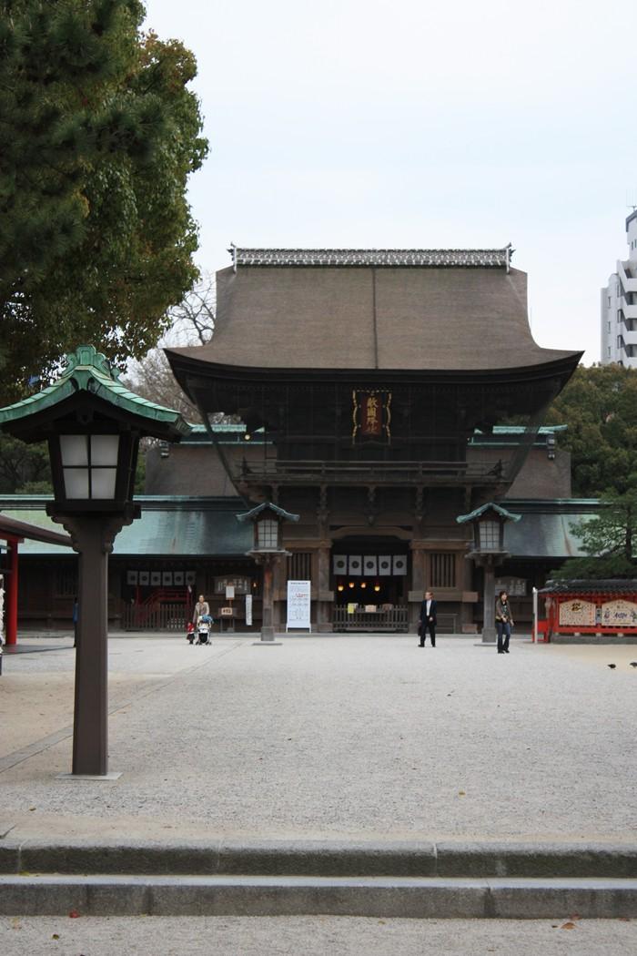 筥崎八幡宮(箱崎宮)