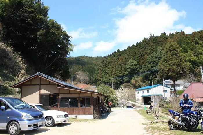 三瀬そば屋「木漏れ陽」