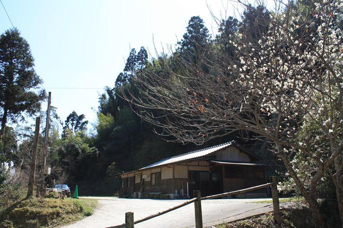 三瀬村の風景