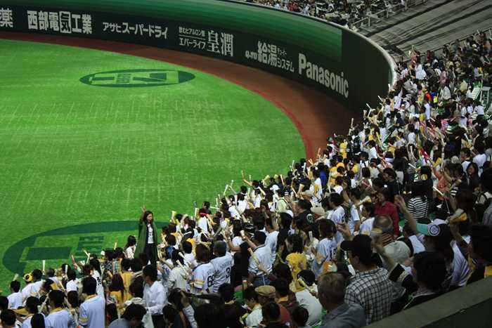 福岡ヤフージャパンドーム