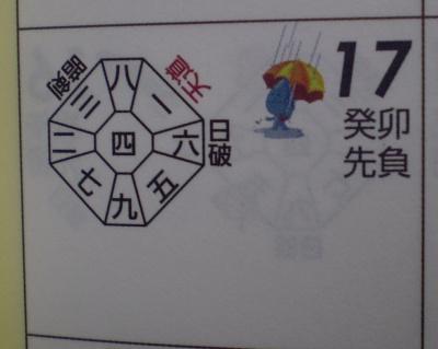 2011カレンダー手帳4