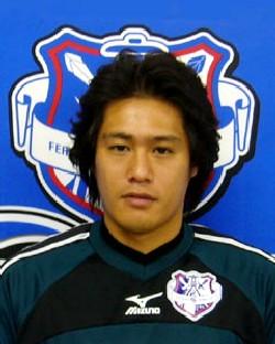 04 Jul 06 - New Fervorosa keeper Shuichi Mizukami