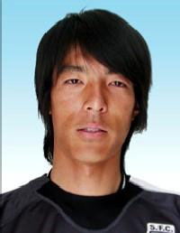 02 Oct 06 - Ryo Mizutani, on target for Shizuoka FC