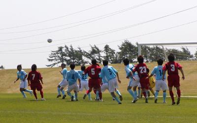 03 Jul 05 - Barefoot Hokkaido vs Thank FC