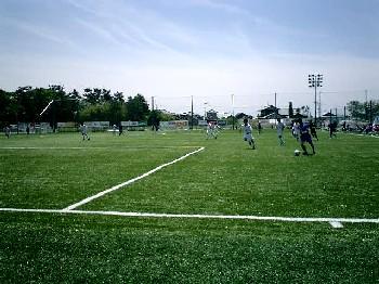 03 Jun 07 - The Niigata derby game, Granscena vs CUPS