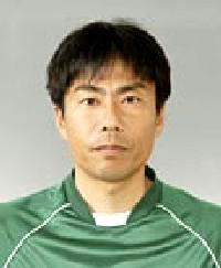05 Aug 06 - Yasuhiro Yoshida, scorer of the opening goal for Gifu at Maruyasu