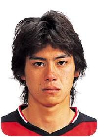 06 Mar 07 - Daiju Kawashima, Honda FC striker