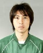 06 Mar 07 - FC Gifu midfield man Satoshi Sato