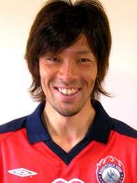 06 May 07 - Takashi Matsuda, scorer of a hat-trick for Banditonce Kobe