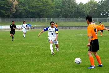 06 May 07 - Yaita SC put high flyers FC Machida Zelvia under pressure