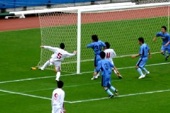 07 May 06 - YSCC defend against Luminozo Sayama