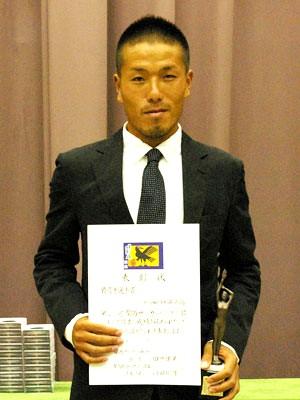 08 Nov 06 - Banditonce Kobe's Ryosuke Kanzaki