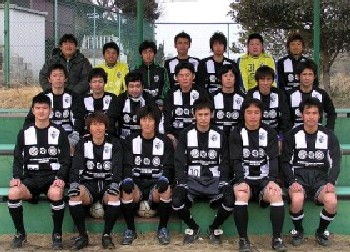 09 Jul 06 - It's the mighty Tonan SC Gunma
