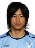 09 Jul 07 - YKK AP goalscorer Hironori Saruta