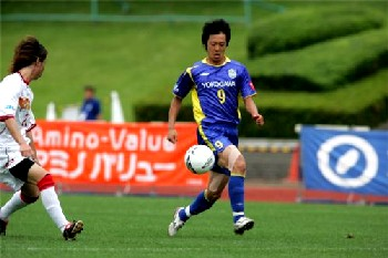 10 Jun 06 - On the attack for Yokogawa against Mitsubishi, Koji Murayama