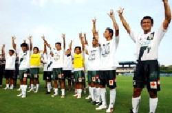 10 Sep 06 - FC Gifu! Whoopee!