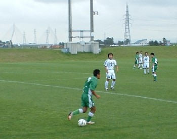 10 Sep 06 - Sapporo FC on the attack against ACSC Asahikawa