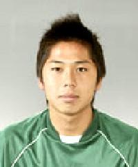 11 Jun 06 - Atsushi Katagiri, twice on target for Gifu against Sagawa Chukyo