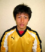 11 Jun 06 - FC Mi-o keeper Go Tanaka, a busy man against Banditonce Kobe
