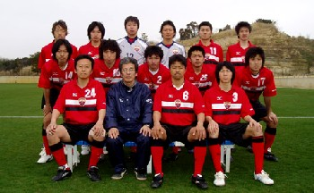 11 Jun 06 - Shock winners over Kobe FC 1970, it's Takada FC