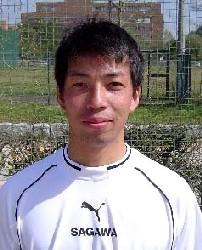 11 Nov 05 - Kenji Honda, Sagawa's former Jatco midfielder