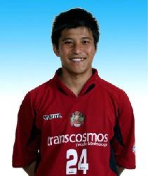 11 Nov 05 - FC Ryukyu new loan signing Domo Nitta