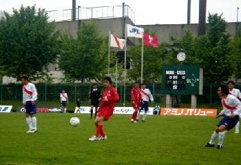 13 May 05 - An apparently random moment from FC Kariya v Honda Lock