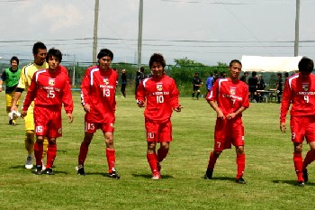 14 May 06 - Luminozo Sayama return to winning ways against Toho Titanium
