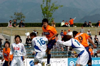 14 May 06 - Nagano Elsa in orange clash with Fervorosa