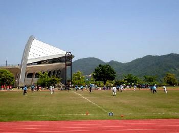 14 May 07 - A sunny day for Sagawa Kyubin and Fagiano Okayama