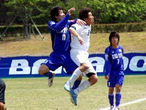 14 May 07 - Tokushima Vortis Amateur outjump and outplay Ventana AC