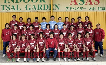 14 May 07 - Yonoshukonkai, with Daiki Tani second left on the front row
