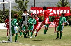 14 May 07 - They might well be Zweigen, but they still lost