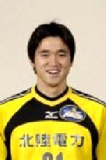 15 Apr 06 - Koji Fujikawa, Alo's Man of the Match v FC Kariya