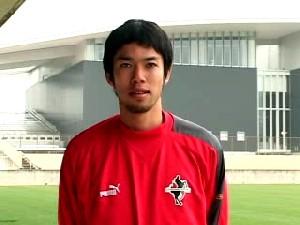 15 Jul 06 - Rosso Kumamoto's ex-Avispa Fukuoka forward Hiroshi Fukushima