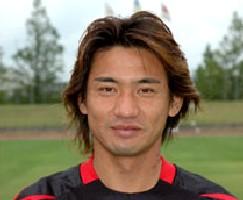 15 Oct 05 - Takashi Shoji, FC Central Chugoku