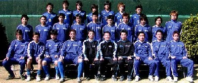 15 Oct 05 - Machida Zelvia