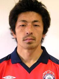 16 Apr 07 - Scorer of two goals against FC Kyoto, Banditonce skipper Kanji Nishimura