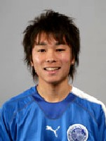 16 Nov 05 - Mito Hollyhock goalscorer and former Gamba Osaka youth player Manabu Watanabe