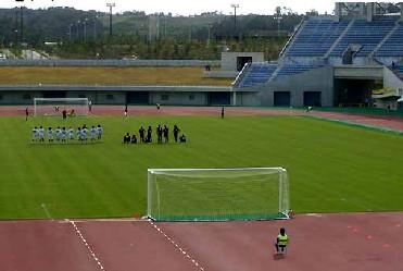 16 Oct 05 - FC Ryukyu vs Shizuoka FC